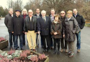 Vorstand Gartenbauverein Bad Cannstatt e.V.